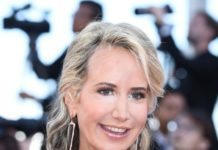 "Lady Victoria Hervey – ""Les Miserables"" Red Carpet at Cannes Film Festival"