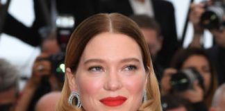 """Lea Seydoux – """"Oh Mercy!"""" Red Carpet at Cannes Film Festival"""