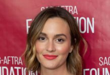 "Leighton Meester – SAG-AFTRA Foundation Conversations with ""Single Parents"" in LA"