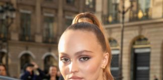 Lily-Rose Depp – CHANEL J12 Cocktail in Paris