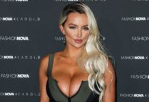 Lindsey Pelas – Fashion Nova x Cardi B Collection Launch Event