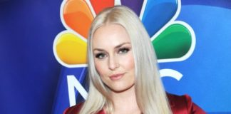 Lindsey Vonn – NBCUniversal Upfront Presentation in NYC