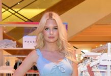 Lottie Moss – Lottie Moss x Pacsun Launch Event at Selfridges in London