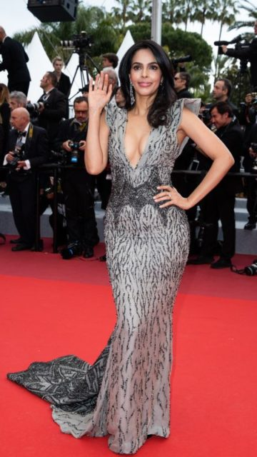 "Mallika Sherawat – ""La Belle Epoque"" Red Carpet at Cannes Film Festival"