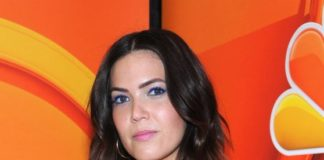 Mandy Moore – NBCUniversal Upfront Presentation in NYC