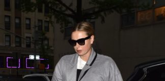 Maria Sharapova – Mark Hotel in NYC