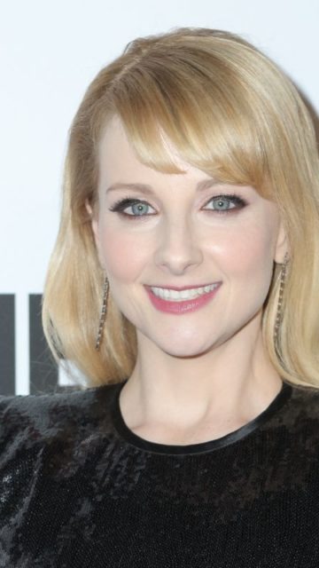 "Melissa Rauch – ""The Big Bang Theory"" Series Finale Party in Pasadena"