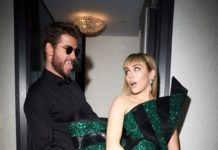Miley Cyrus and Liam Hemsworth – Photoshoot for Vogue