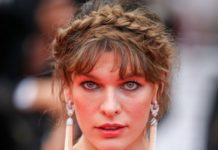 "Milla Jovovich – ""Sibyl"" Red Carpet at Cannes Film Festival"