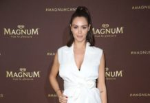 Nabilla Benattia – Magnum Party at Cannes Film Festival