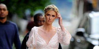 Nicky Hilton – Heading to the Animal Haven Benefit in New York