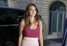 Penelope Cruz – Arriving at Variety Cocktail at Cannes Film Festival