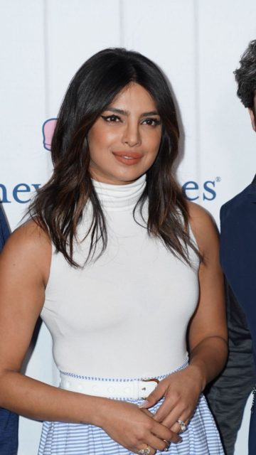Priyanka Chopra – Vineyards Vines for Target Launch in NYC