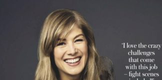 Rosamund Pike – Woman & Home South Africa June 2019
