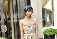Rowan Blanchard -Tiffany & Co Celebrates Pop-Up of the Tiffany Cafe Beverlt Hills