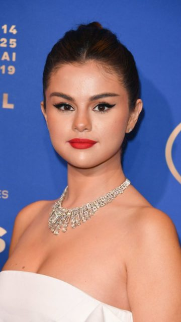 Selena Gomez – Gala Dinner at the 72nd Annual Cannes Film Festival