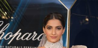 "Sonam Kapoor – Chopard Parfums Host ""La Nuit Des Rois"" Dinner Party in Cannes"