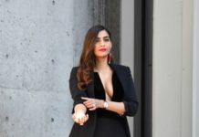 Sonam Kapoor – Giorgio Armani Show at Milan Fashion Week