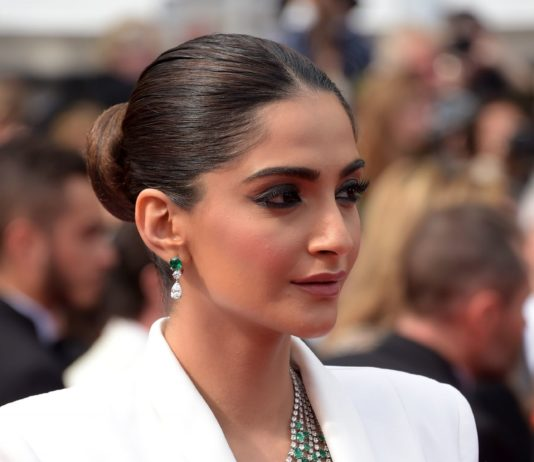 "Sonam Kapoor – ""Once Upon a Time in Hollywood"" Red Carpet at Cannes Film Festival"