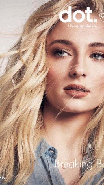 Sophie Turner – Dot. Magazine May 2019 Issue