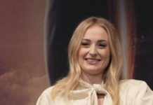 "Sophie Turner – ""X-Men: Dark Phoenix"" Press Conference in Seoul"
