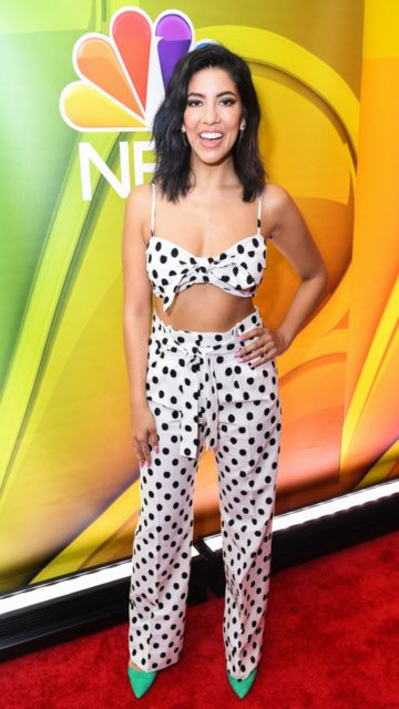 Stephanie Beatriz – NBCUniversal Upfront Presentation in NYC