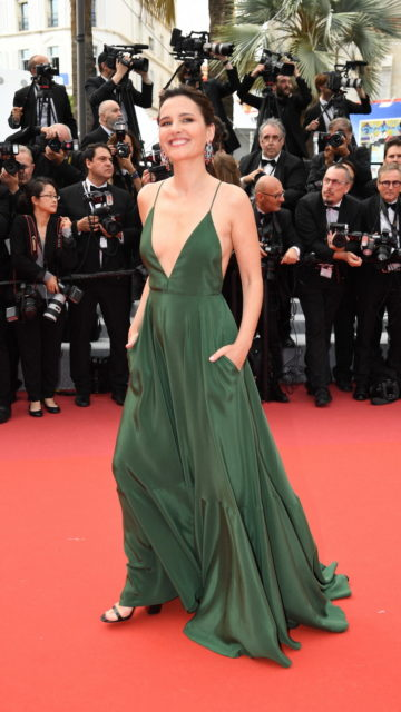 """Virginie Ledoyen – """"Once Upon a Time in Hollywood"""" Red Carpet at Cannes Film Festival"""