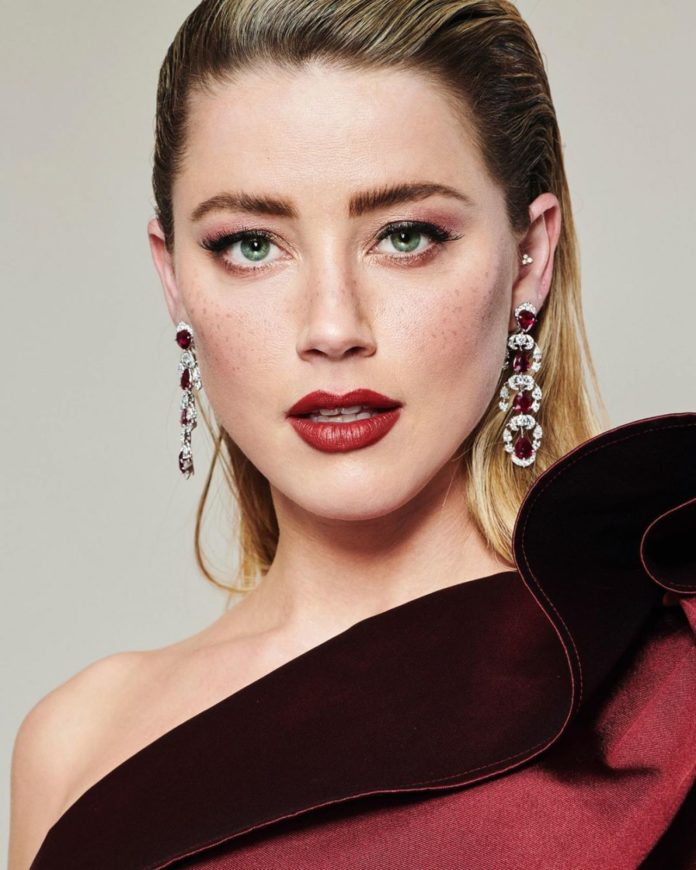 Amber Heard – Cannes Film Festival Portraits 2019