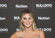 Ashley James – Notion With Bulldog Gin Issue 84 Magazine Launch in London