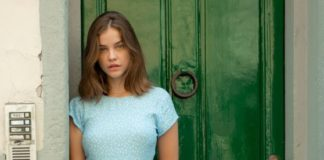 Barbara Palvin – Photoshoot in Florence, June 2019