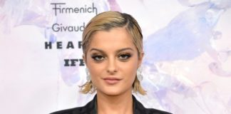 Bebe Rexha – 2019 Fragrance Foundation Awards in NYC