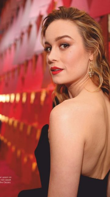Brie Larson – Fairlady Magazine July 2019 Issue