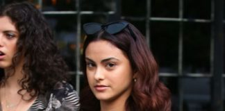 Camila Mendes Casual Style – NYC