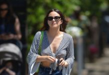 Camila Mendes Street Style