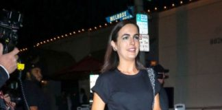 Camilla Belle – Craig's Restaurant in West Hollywood