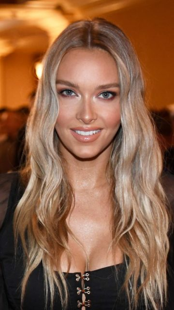 Camille Kostek – 2019 NHL Awards in Las Vegas