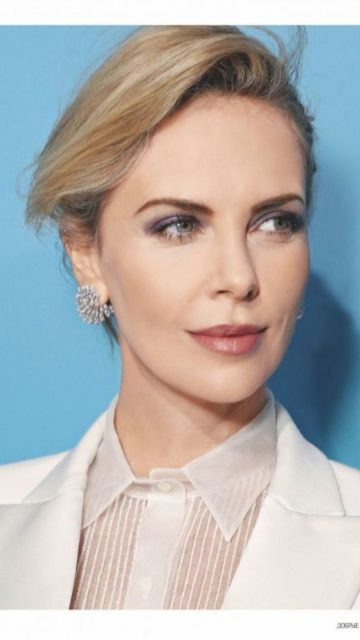 Charlize Theron – Good Advice Magazine Russia July 2019 Issue