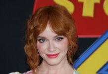 "Christina Hendricks – ""Toy Story 4"" World Premiere in Hollywood"