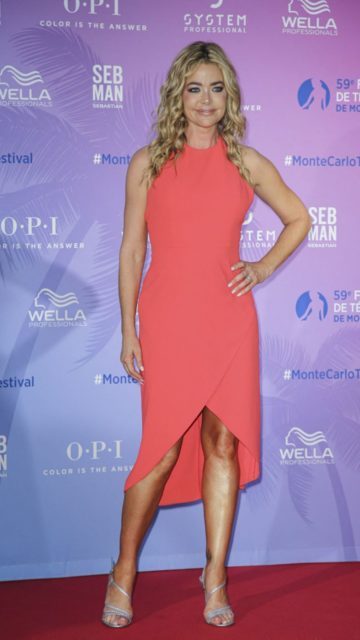 Denise Richards – 2019 Monte Carlo TV Festival: TV Series Party