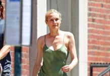Diane Kruger – Out in NYC