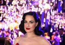 Dita Von Teese – LIFE+ Solidarity Gala Prior to the Life Ball 2019 in Vienna
