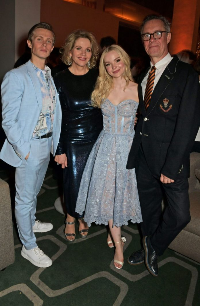 """Dove Cameron – """"The Light In The Piazza"""" After Party in London"""