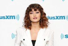Ella Purnell – SiriusXM Studios in New York City