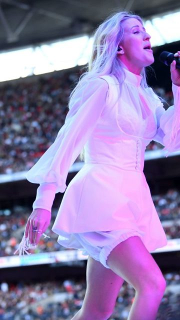 Ellie Goulding – Performas at 2019 Capital FM Summertime Ball in London