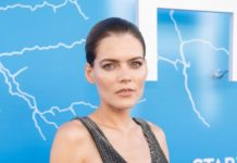 "Emma Greenwell – ""The Rook"" Premiere in LA"