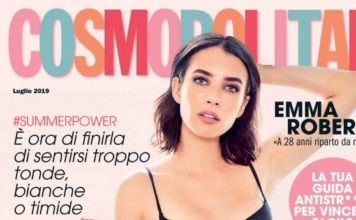 Emma Roberts – Cosmopolitan Italy July 2019 Issue