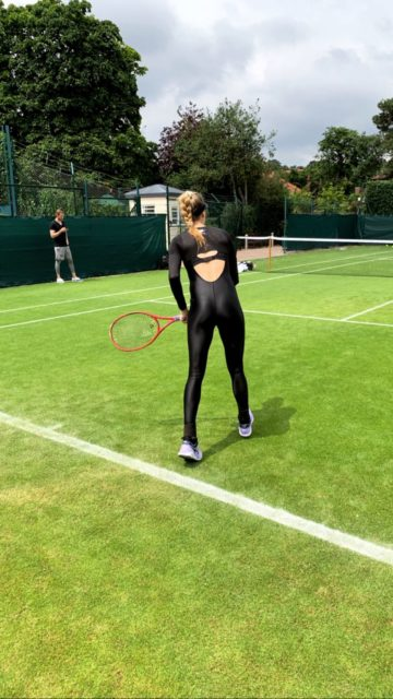 Eugenie Bouchard – Social Media