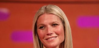 Gwyneth Paltrow – Graham Norton Show in London