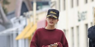 Hailey Rhode Bieber – Out in West Hollywood