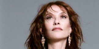 Isabelle Huppert – Madame Figaro